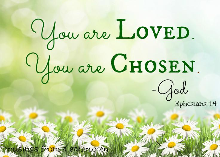 Evangelism_Loved.Chosen.God