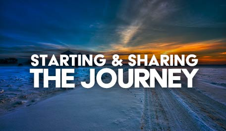 The Journey: Starting & Sharing | Grande Prairie Church of